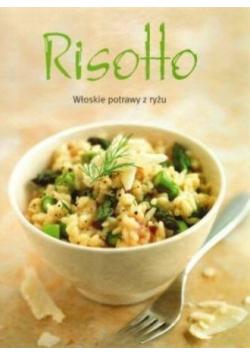 Risotto Włoskie potrawy z ryżu