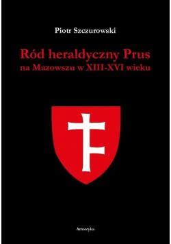 Ród heraldyczny Prus na Mazowszu w XIII-XVI wieku