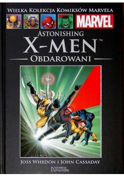 Astonishing X Men Obdarowani