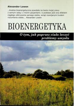 Bioenergetyka