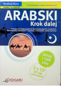 Arabski Krok dalej plus CD Nowa