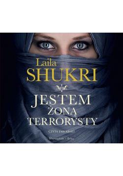 Jestem żoną terrorysty audiobook