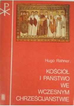 Kościół i państwo we wczesnym chrześcijaństwie