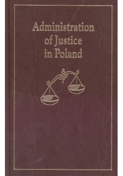 Administration of Justice in Poland