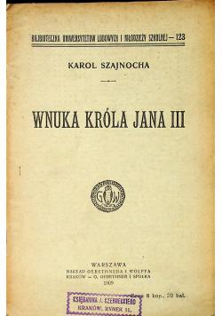 Szkice historyczne wnuka Króla Jana III 1909r