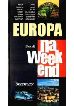 Przewodnik na weekend - Europa PASCAL