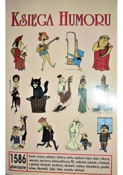 Księga humoru 1586 dowcipów