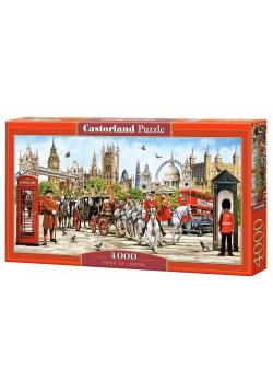Puzzle 4000 Duma Londynu CASTOR