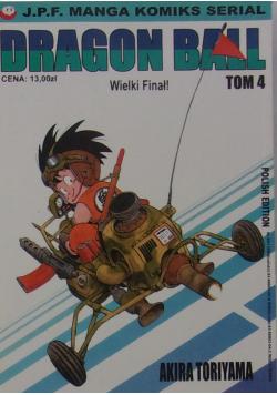 Dragon Ball Tom 4