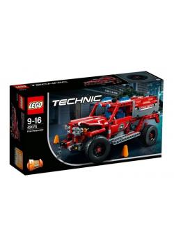 Lego TECHNIC 42075 Pojazd szybkiego reagowania 2w1