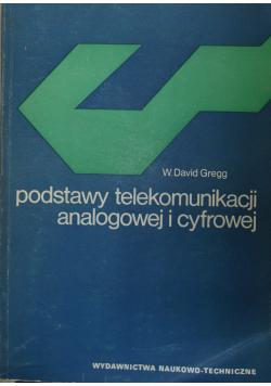 Podstawy Telekomunikacji analogowej i cyfrowej