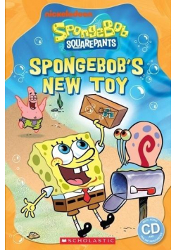 SpongeBob's New Toy. Reader Starter Level + CD
