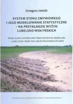 System stoku zmywowego i jego modelowanie stat.