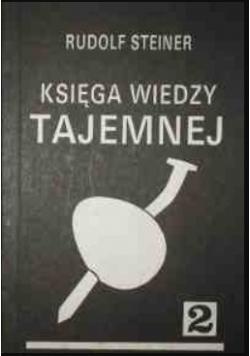 Księga wiedzy tajemnej Tom 2