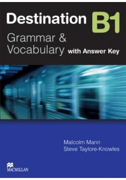 Destination B1 Grammar&Vocabulary + key