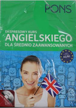 Ekspresowy kurs angielskiego dla średnio zaawansowanych