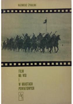 Film na wsi i w miastach powiatowych