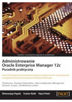 Administrowanie Oracle Enterprise Manager 12c.