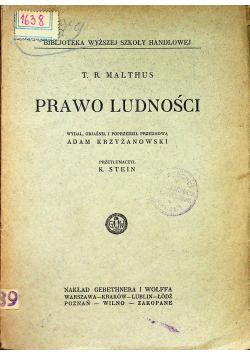 Prawo Ludności 1925 r.