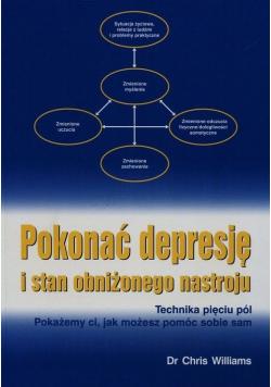 Pokonać depresję i stan obniżonego nastroju