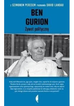 Ben Gurion Żywot polityczny