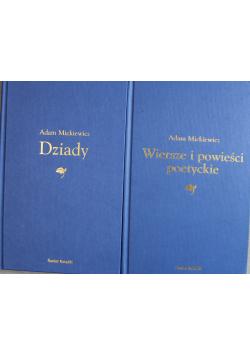 Dziady/ Wiersze i powieści poetyckie