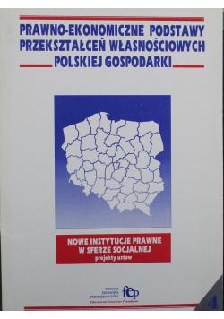 Prawno ekonomiczne podstawy przekształceń własnościowych polskiej gospodarki Nr 4