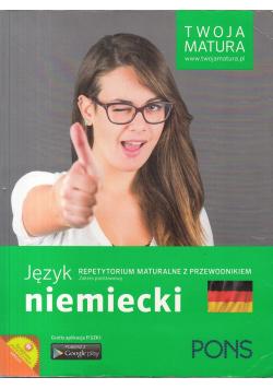 Język niemiecki Repetytorium maturalne z przewodnikiem Zakres podstawowy plus CD