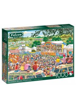 Puzzle 1000 Falcon Letni festiwal muzyczny G3