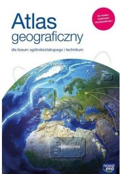 Atlas Geograficzny LO