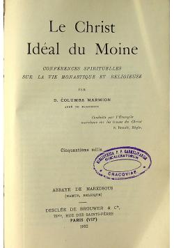 Le Christ ideal du Moine 1932 r