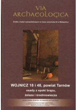 Via Archaeologica Wojnicz 18 i 48 powiat Tarnów