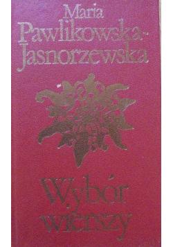 Pawlikowska-Jasnorzewska wybór wierszy