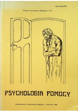 Psychologia pomocy