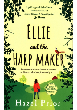 Ellie and the Harp-maker