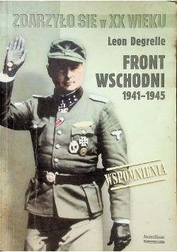 Front wschodni 1941 do 1945