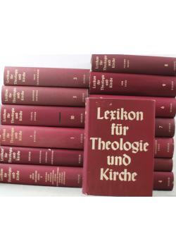 Lexikon fur Theologie und Kirche 14 Tomów