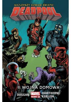 Deadpool T.5 II wojna domowa