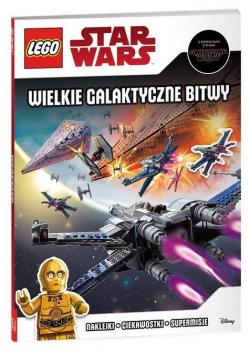 LEGO (R) Star Wars. Wielkie galaktyczne bitwy