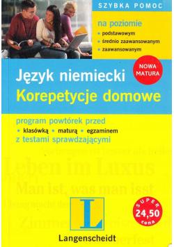 Język niemiecki Korepetycje domowe