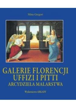 Arcydzieła malarstwa. Galerie Florencji Uffizi