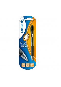 Długopis żelowy G2 czarny 0.5 PILOT