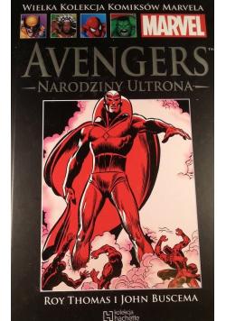 Avengers Narodziny Ultrona