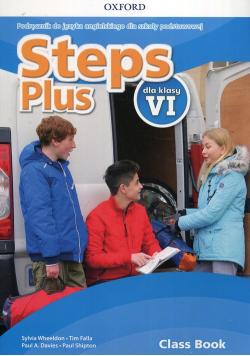 Steps Plus 6 Podręcznik + CD