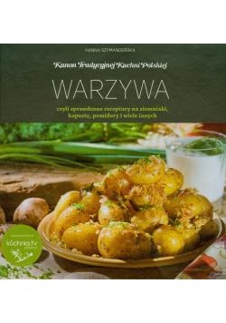 Kanon tradycyjnej kuchni Polskiej    Warzywa