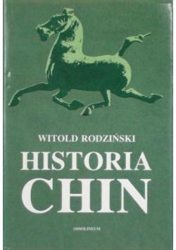 Historia Chin