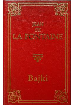 La Fontaine Bajki