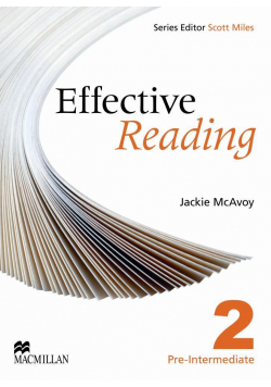 Effective Reading 2 Pre-Intermediate SB MACMILLAN