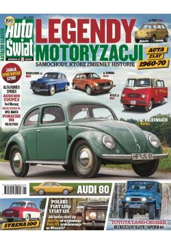 Auto Świat Katalog Classic 1/2020