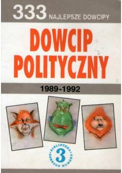Dowcip polityczny 1989 1992